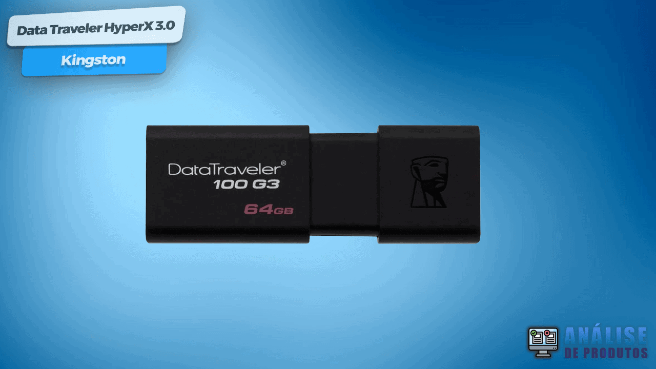 Kingston Data Traveler HyperX 3.0-min